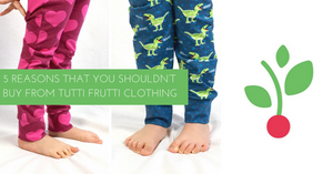 5 Reasons You Shouldn't Buy  From Tutti Frutti Clothing