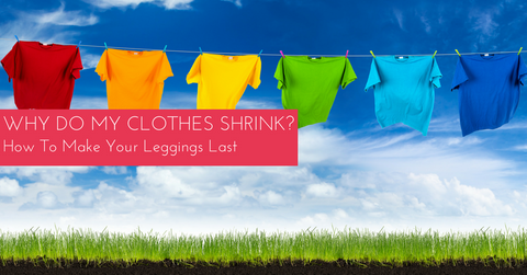 Why Do My Clothes Shrink?