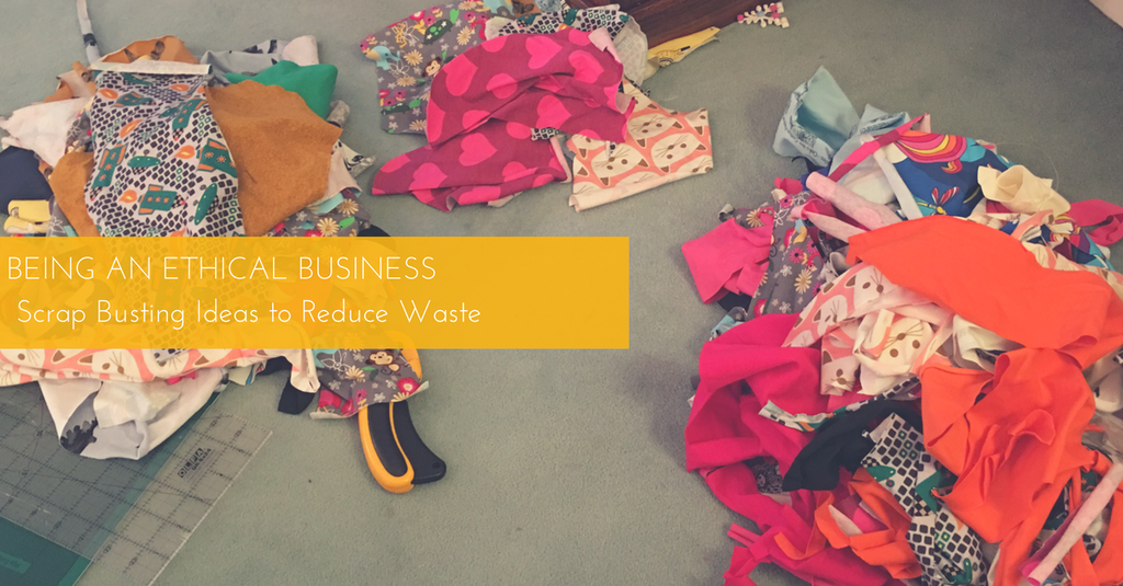 Being an Ethical Business - Reducing Waste