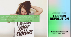 Sustainable Children's Clothing: More Than Just Organic Fabric.