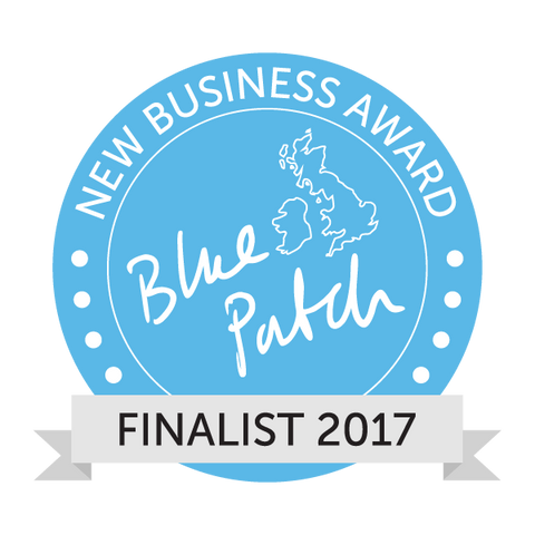 Tutti Frutti Clothing Blue Patch Award