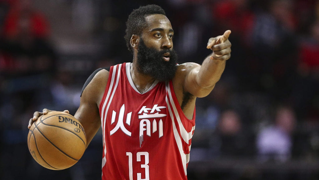 Best Beards in the NBA | Beard Organics