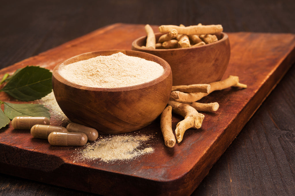 What are the Benefits of Ashwagandha for Beard Growth?