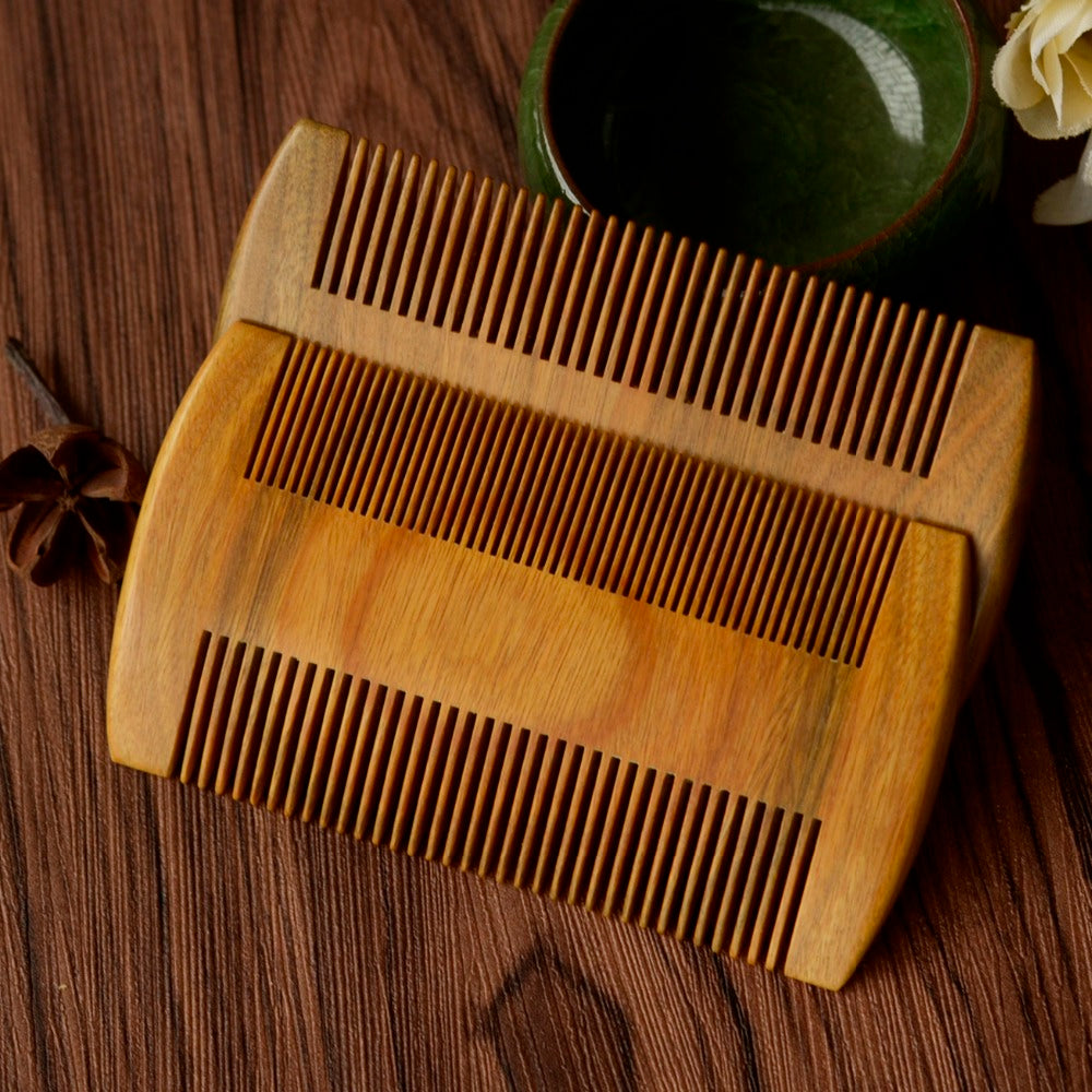 What are the Best Types of Wood for Beard Combs?
