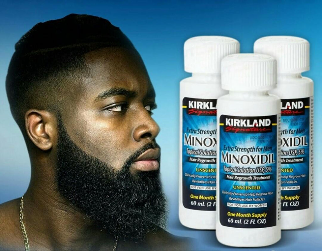 What are the Side Effects of Using Minoxidil on Your Beard?