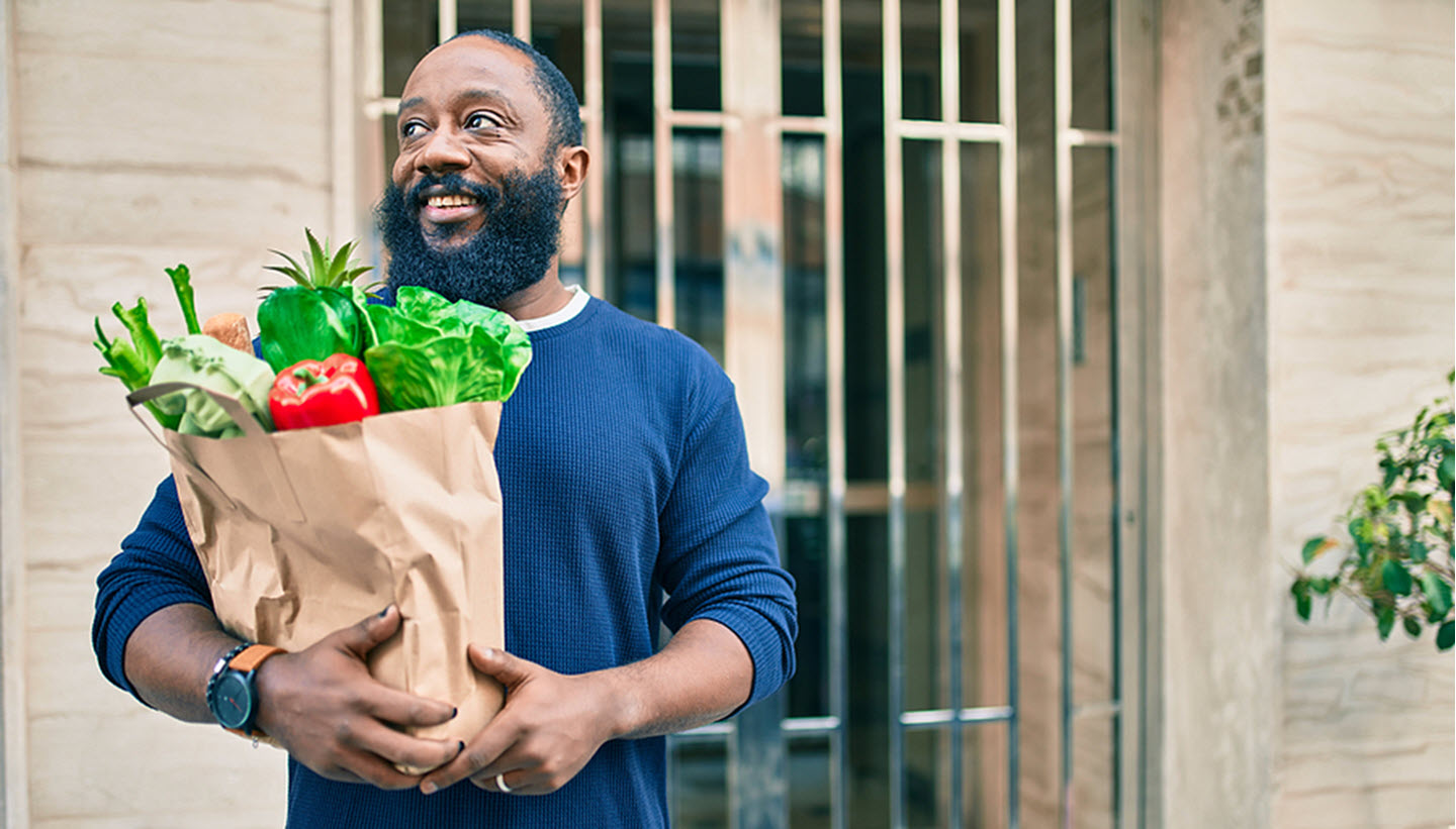 Change your diet to help with beard growth