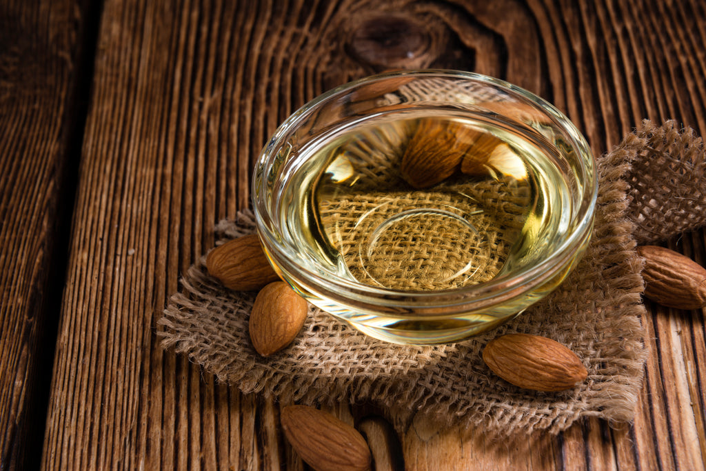 What is Sweet Almond Oil?