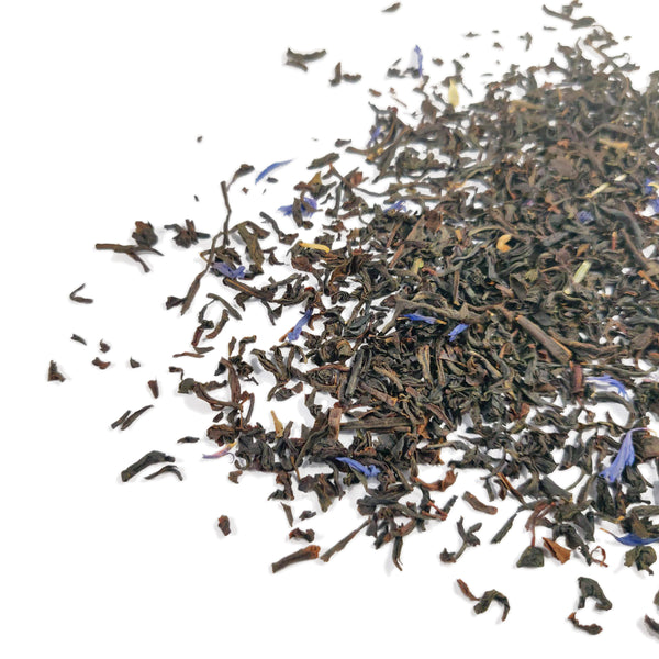 Earl Grey with Cornflowers