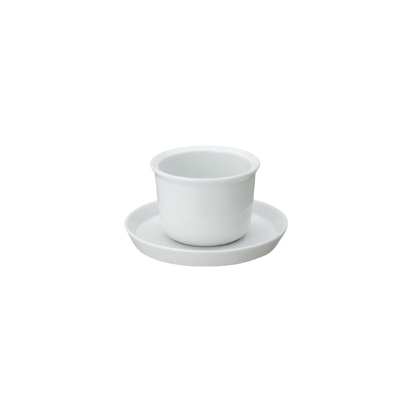 Kinto Porcelain Tea Bowl and Saucer
