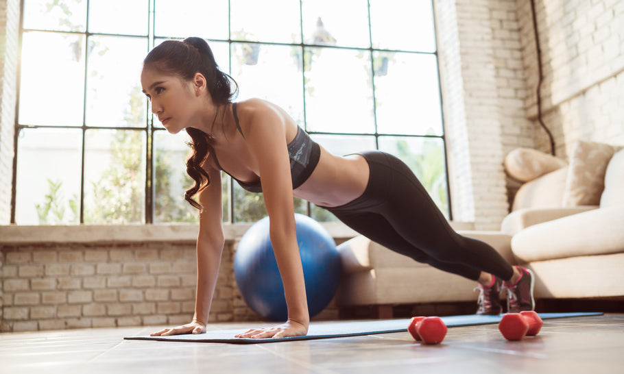 Home Workout Essentials: 9 Workout Accessories for Your Home Gym