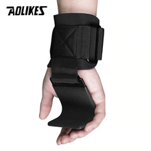 Load image into Gallery viewer, Weight Lifting-Hook Hand-Bar Wrist Straps Glove