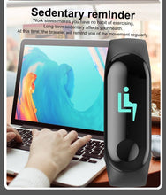 Load image into Gallery viewer, SMART FITNESS WATCH BLUETOOTH BRACELET WRISTBAND