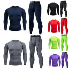 Load image into Gallery viewer, Men Sportswear Fitness