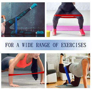 Worthwhile Gym/Yoga Fitness Resistance Bands