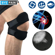 Load image into Gallery viewer, Adjustable Double Strap Knee Pain Relief and stabilizer