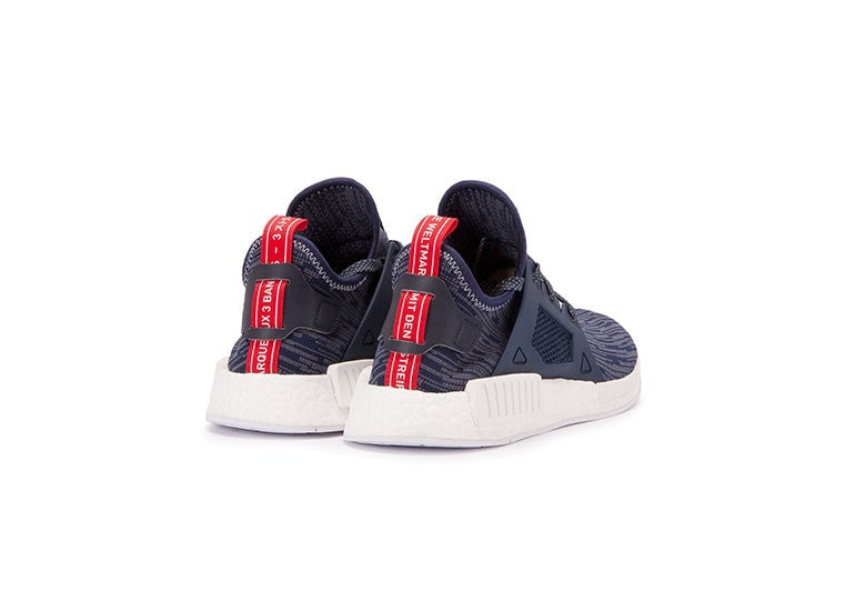 Adidas NMD XR1 Pink Duck Camo BA7753 Vapour Grey/Ice Purple