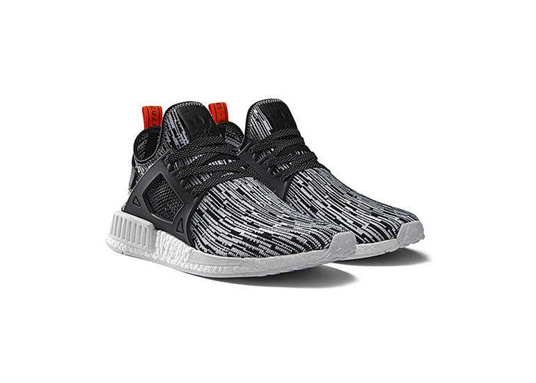 NMD XR1 PK W 'TRIPLE WHITE' BB3684 SIZE 6