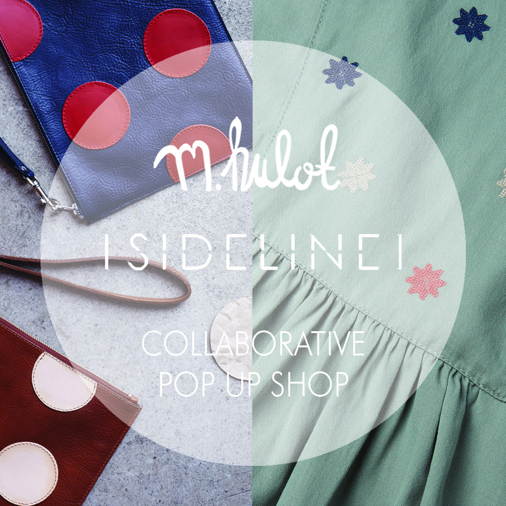 M.Hulot x Sideline Redchurch Street Pop-up Shop.
