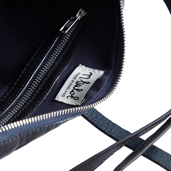 Bud Bag - Black with Navy