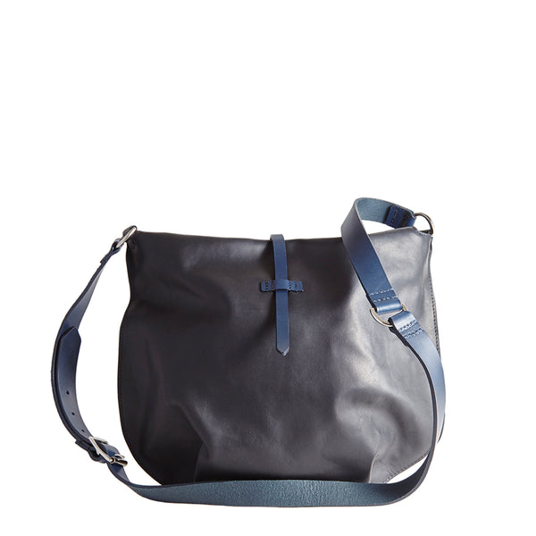 Gilbo Bag - Black with Navy
