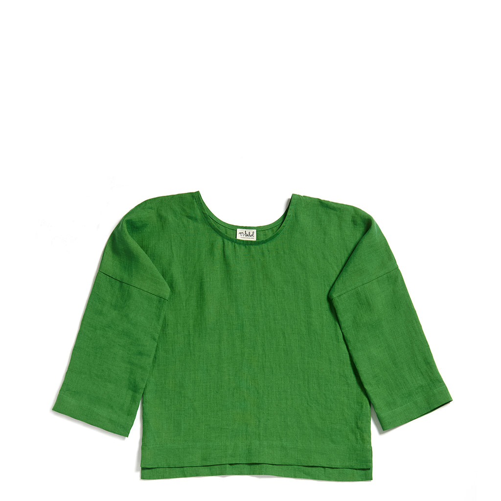 Parkers Batwing - Emerald