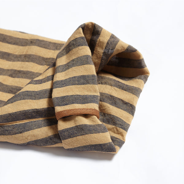 Parkers Striped Batwing - Cinnamon