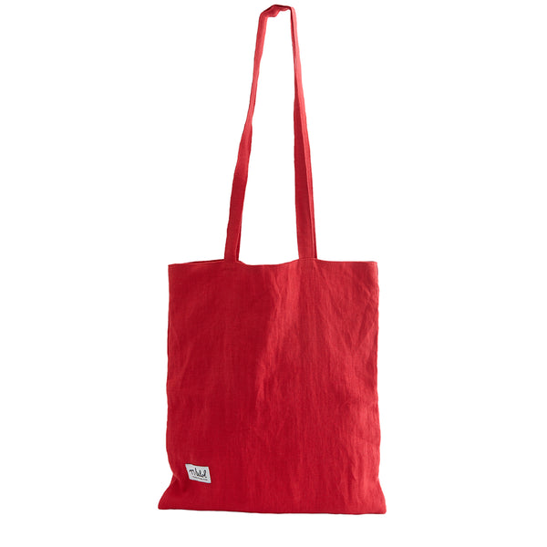 Paxton Tote - Red