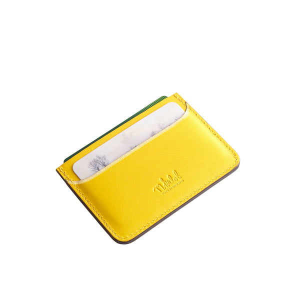 Socon Cardholder - Yellow