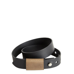 Stein Belt - Black/Grey
