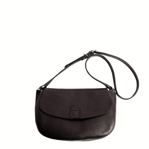 Wye Saddle Bag - Black