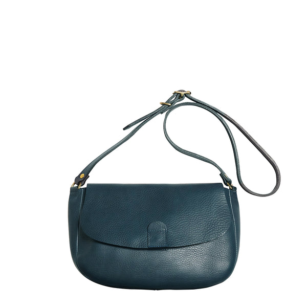 Wye Saddle Bag - Prussian Blue