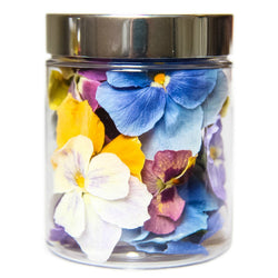 Freeze Dried Edible Pansies