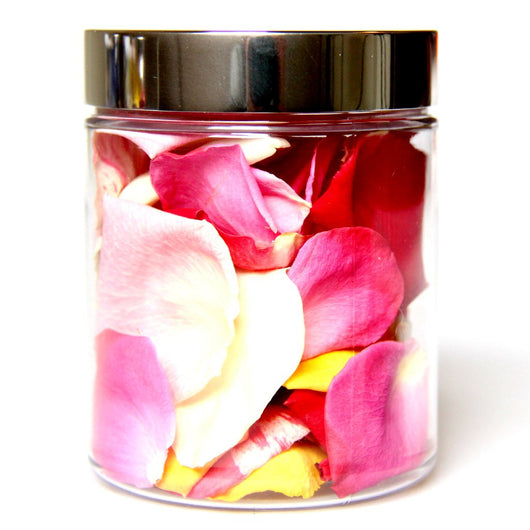 Freeze Dried Edible Rose Petals
