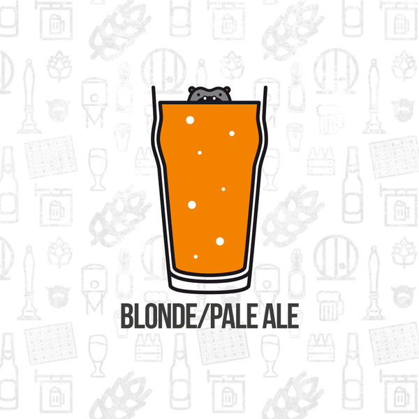 Blonde Beers & Pale Ales