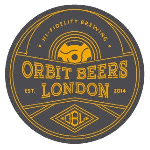 Orbit Beers Hi-Fidelity Brewing