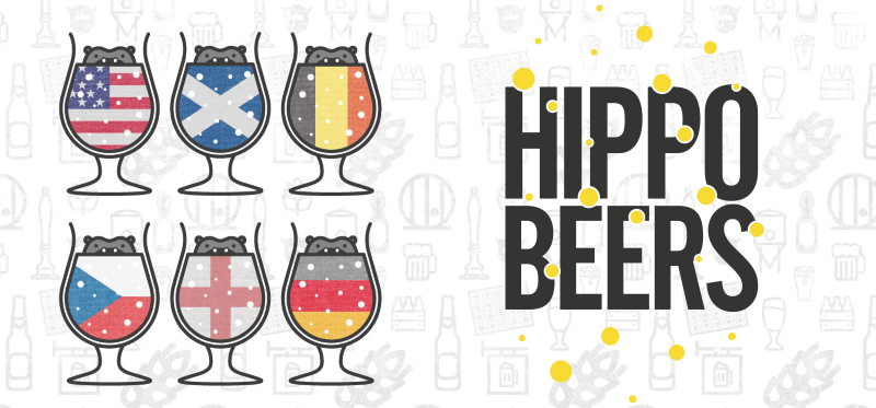 Hippo Beers Pre-Order Sign Up