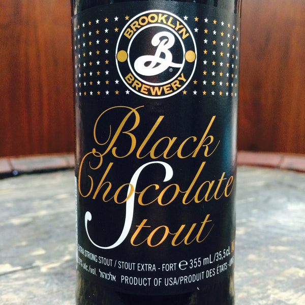 Brooklyn Black Chocolate Stout