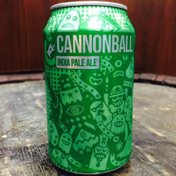 Magic Rock Cannonball Can