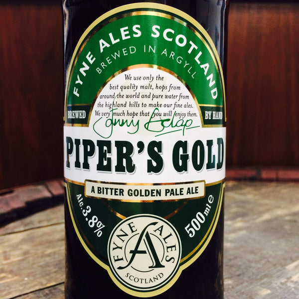 Fyne Ales Pipers Gold