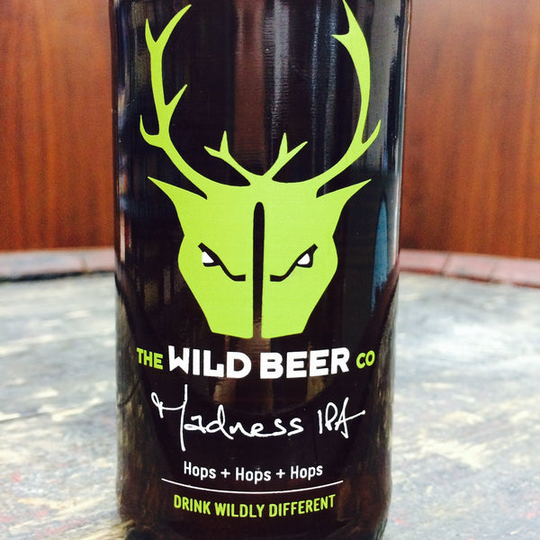 Wild Beer Madness IPA
