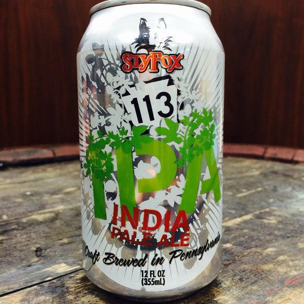 Sly Fox Route 113 IPA