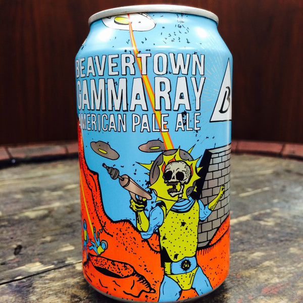 Beavertown Gamma Ray Can