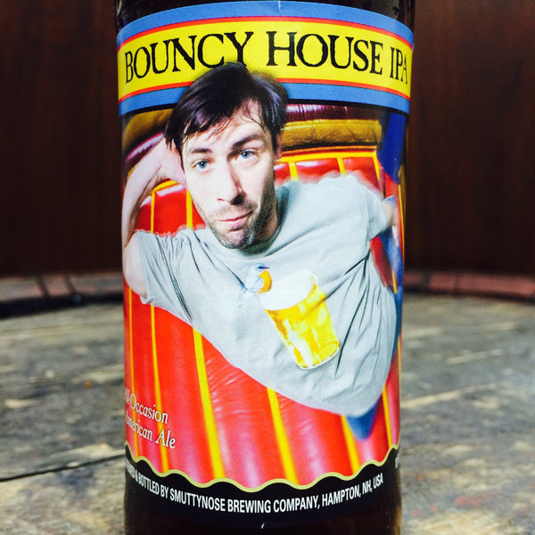 Smuttynose Bouncy House IPA