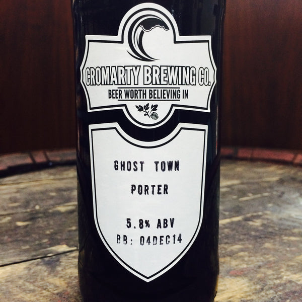 Cromarty Ghost Town Porter