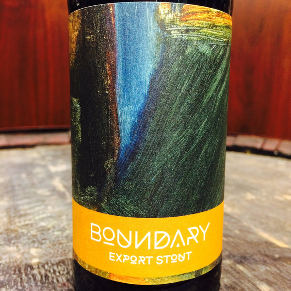 Boundary Export Stout