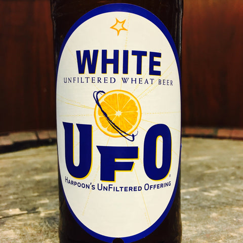 Harpoon UFO White