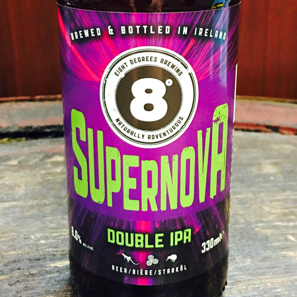 8 Degrees Supernova DIPA