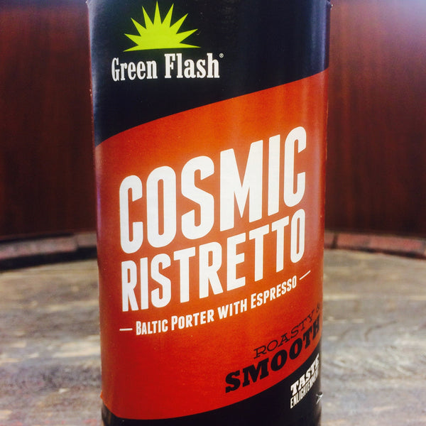 Green Flash Cosmic Ristretto