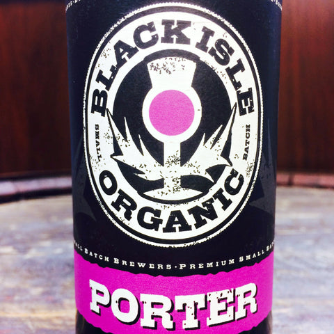 Black Isle Porter (330ml)