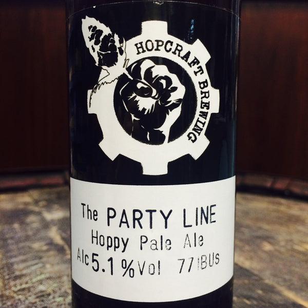 Hopcraft The Party Line